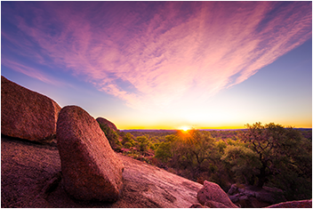 data: Enchanted Rock State Natural Area