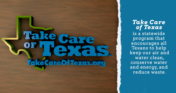 Order Take Care of Texas Publications | Take Care of Texas