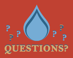 Water Conservation Questions