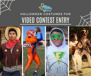 Halloween Costume for Video Contest