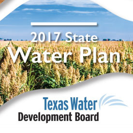 Image of the 2017 State Water Plan