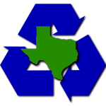 Texas Recycles Image