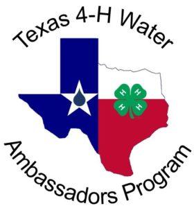 Texas Water Ambassador Program logo