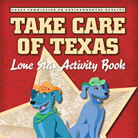 River and Sky's Lone Star Activity Book