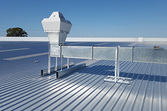 rooftop commercial air conditioner